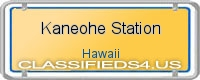 Kaneohe Station board